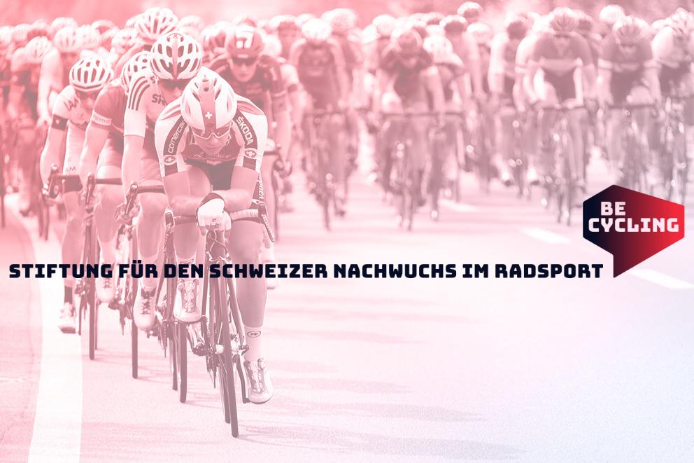 Mit BeCycling den Schweizer Radsport an der TORTOUR unterstützen