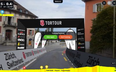 TORTOUR Challenge on ROUVY